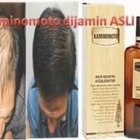 KAMINOMOTO HAIR GROWTH ACCELERATOR 100% ASLI !! (TONER PENUMBUH RAMBUT ASLI DARI  JEPANG )