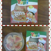 Yupi Gummy Pizza Candy (Permen unik bentuk pizza bervitamin)
