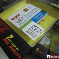 Andromax U2 2800mAh Battery / Baterai Vizz Double Power Smartfren Max U2 / Max T958 / U958 / E956Q / E958
