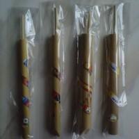 Mainan Suling Bambu Suara Burung