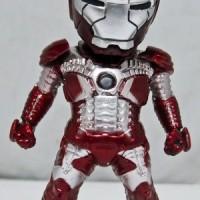 Kids Logic Marvel Iron Man LED Light 9cm Mark V KW