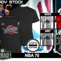 harga Kaos Basket Kode Nba 70 Tokopedia.com