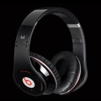 Monster Beats by Dr. Dre Studio Headphones (Black)