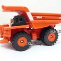 Diecast Miniatur Replika Dump Truck Hitachi