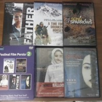 Paket DVD Inspiring Movie - Festival Film Persia 2