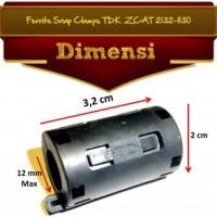 Ferrite TDK ZCAT 2132-1130 Booster Pengapian Mobil