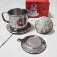 Filter Kopi Vietnam Drip bahan Stainless steel