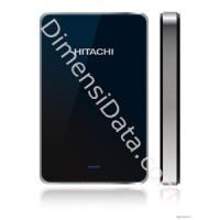 Jual Hard Drive HITACHI Touro Mobile 1TB