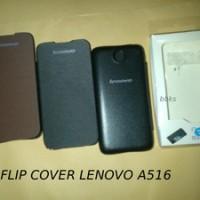 flip cover lenovo A516