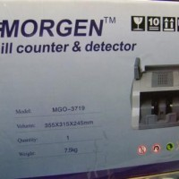 Cash Counter - Morgen - MGO-3719