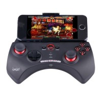 Ipega Mobile Wireless Gaming Controller Bluetooth 3.0 for Apple and Tablet PC with Multimedia Keys - PG-9025