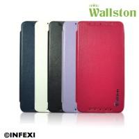 Wallston Leather Case For Smartfren Andromax U2