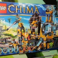 Lego Chima 70010 The Lion Chi's Temple