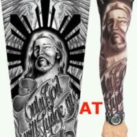 Sarung Lengan TaTo (Manset Tato) Tattoo Sleeves - AT