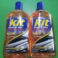 KIT WASH & WAX 500ML