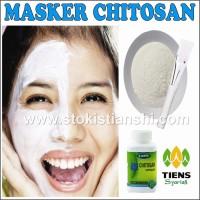 Masker Wajah Chitin Chitosan Tiens (Tianshi)