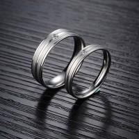 CINCIN COUPLE - Line Simple Ring