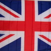 Bendera Nasional United Kingdom (Inggris/ Union Jack)