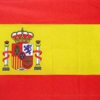 Bendera Nasional Spain/ Spanyol