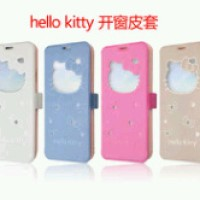 Flip Case Hello Kitty View for Oppo Find Muse R821