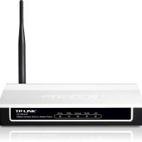 TP - Link 54 Mbps ADSL Wireless Modem 1 Port 10/100 Mbps - TD-W8101G