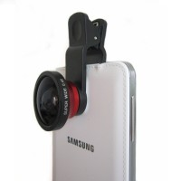 Lesung Universal Clamp 0.4X Super Wide Angle Lens - LX-U004