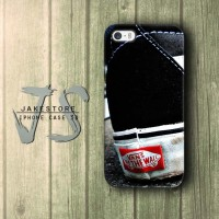 Vans Off The Wall Old Skull iPhone Case ,Type 4 4s 5 5s 5c Casing HP