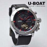 U-BOAT Italo Fontana Rubber Tourbillon