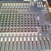 mixer audio yamaha mg166 cx-usb