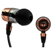 Earphone MONSTER TURBINE PRO GOLD WITH CONTROL TALK