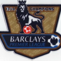 Patch EPL Gold 2013 Manchester City