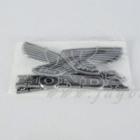 Emblem Tangki Honda CB Glatik