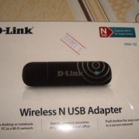 D-Link USB Wireless dwa 132