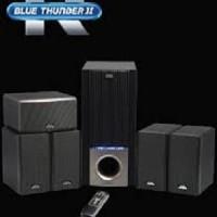 Sonic Gear Blue Thunder 2R (5.1 Channel Speaker)