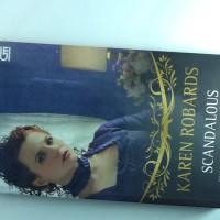 Novel Karen Robards - Skandal asmara sang lady ( Scandalous )