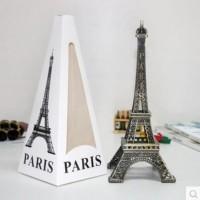 Menara Eifel Miniatur (Iron Material) Ori
