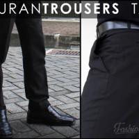 Celana Takiya Genji 'Suzuran Trousers' TZ-01