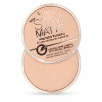 Rimmel Stay Matte Pressed Powder Creamy Natural