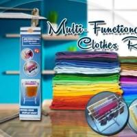 jemuran/gantungan baju/cloth rack/portable jemuran/portable rack