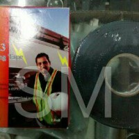 Rubber Splicing Tape (Isolasi karet) 3M Scotch 23