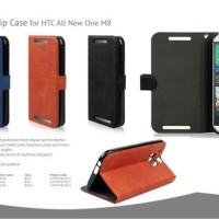 AHHA KIM Flip Case HTC One M8