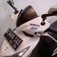 Visor Aksesoris Honda Beat FI