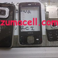 casing nokia n96 xpressmusic original china fullset +tulang