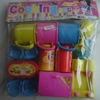 Mainan Cooking Set Seri Minum Ria