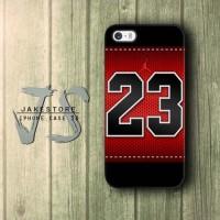 Michael Jordan 23 iPhone Case NBA Basket ,Casing Type 4 4s 5 5s 5c hp