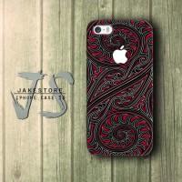 Batik Wallpaper iPhone Case Indonesia Kain,Casing Type 4 4s 5 5s 5c hp