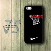 Basketball Nike iPhone Case Adidas Logo ,Casing Type 4 4s 5 5s 5c hp