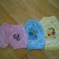 Celana pendek bayi 219 uk M warna gambar 1-2 tahun