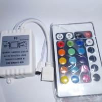 REMOTE INFRARED / IR REMOTE LED RGB