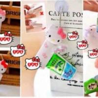 Penjepit odol pasta cream krim toothpaste Hello Kitty HK Jepit Putar